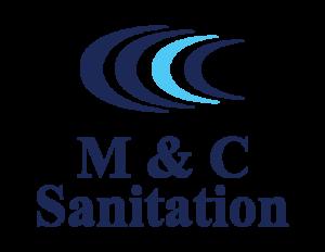 M&C Sanitation Logo